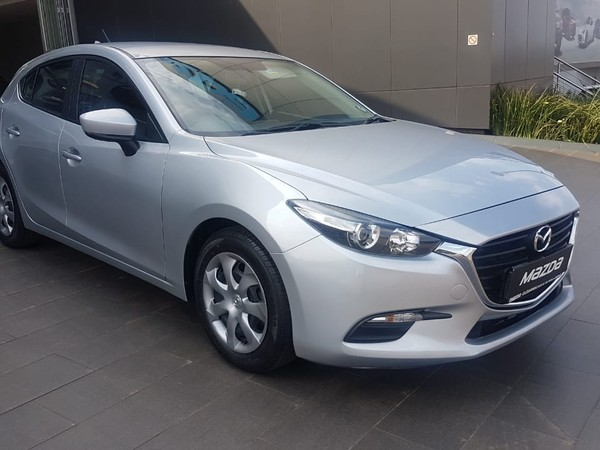 2018 Mazda 3 1.6 Original 5-door Gauteng Roodepoort_0