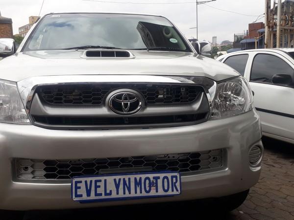 2008 Toyota Hilux 3.0 D-4d Raider Rb Pu Dc  Gauteng Johannesburg_0