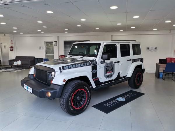 2013 Jeep Wrangler 3.8 Unltd Sahara At  Kwazulu Natal Pinetown_0