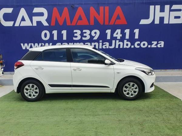 2017 Hyundai i20 1.4 Motion Auto Gauteng Johannesburg_0
