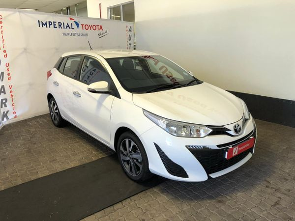 2019 Toyota Yaris 1.5 Xs 5-Door Mpumalanga Nelspruit_0