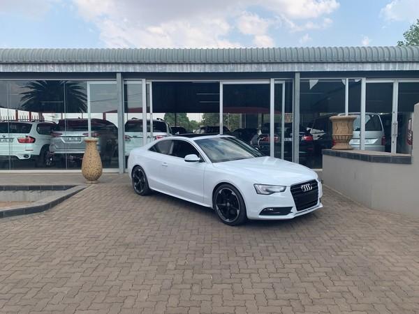 2013 Audi A5 2.0t Fsi Multi  Mpumalanga Delmas_0
