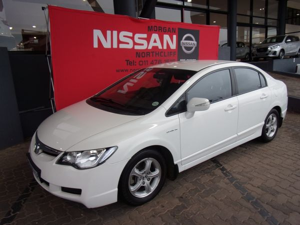 2009 Honda Civic 1.8 Exi At  Gauteng Johannesburg_0