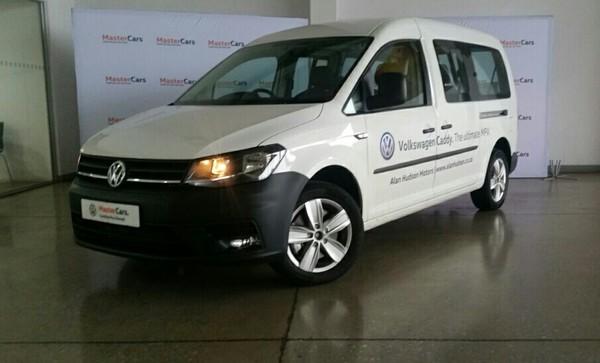 2020 Volkswagen Caddy MAXI Crewbus 2.0 TDi Mpumalanga Nelspruit_0