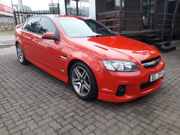 2011 Chevrolet Lumina Ss 6.0 At  Mpumalanga Nelspruit_0