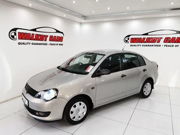 2012 Volkswagen Polo Vivo 1.4 Trendline Tip Kwazulu Natal Newcastle_0