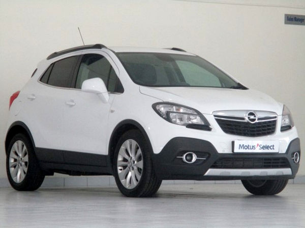 2016 Opel Mokka 1.4T Cosmo Western Cape George_0