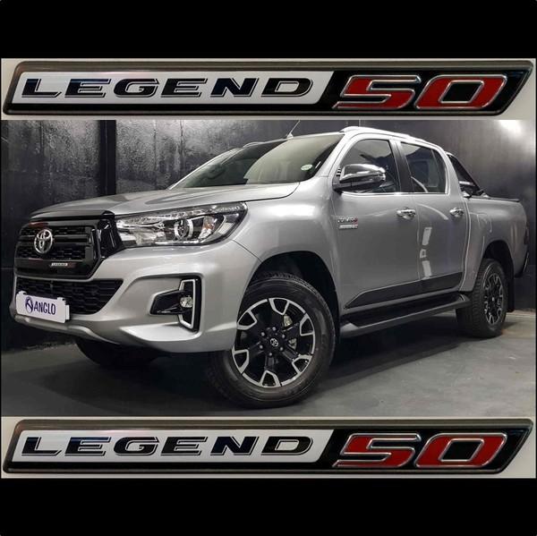 2020 Toyota Hilux 2.8 GD-6 RB Auto Raider Double Cab Bakkie Gauteng Benoni_0
