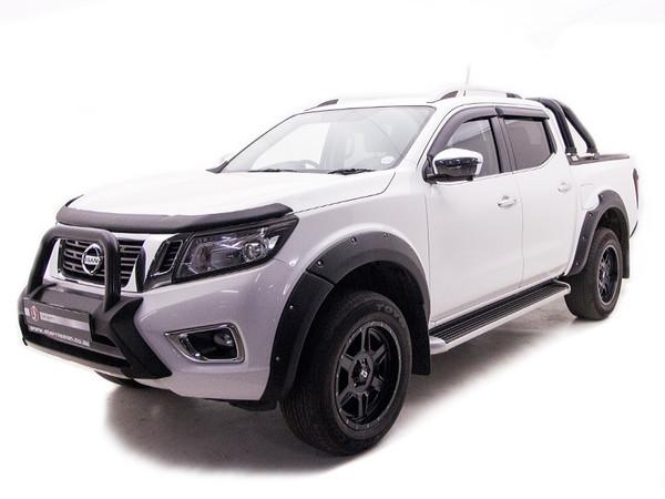 2019 Nissan Navara 2.3D LE 4X4 Auto Double Cab Bakkie Gauteng Boksburg_0