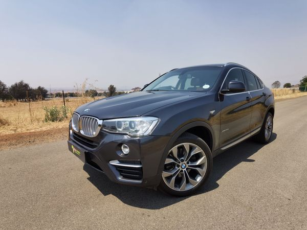 2016 BMW X4 xDRIVE20d North West Province Rustenburg_0