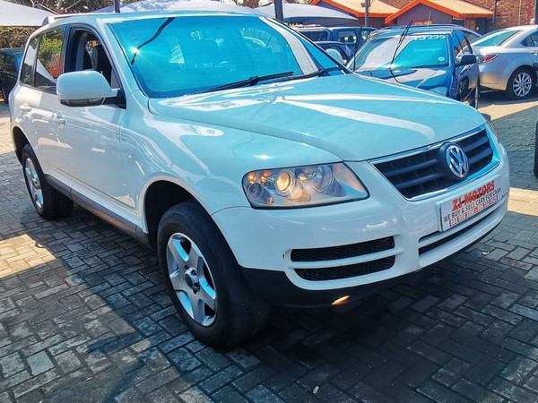 2004 Volkswagen Touareg R5 2.5 Tdi Tip  North West Province Brits_0