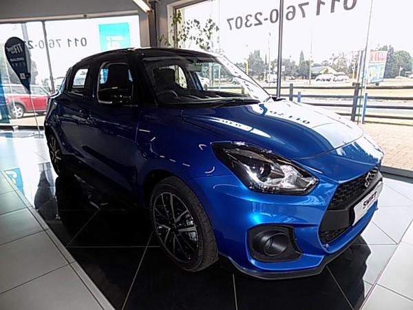 2020 Suzuki Swift 1.4T Sport Auto Gauteng Roodepoort_0