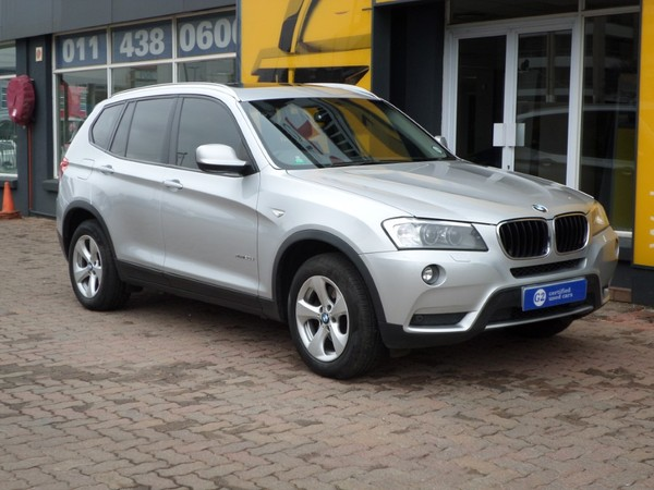 2013 BMW X3 Xdrive20d At  Gauteng Randburg_0