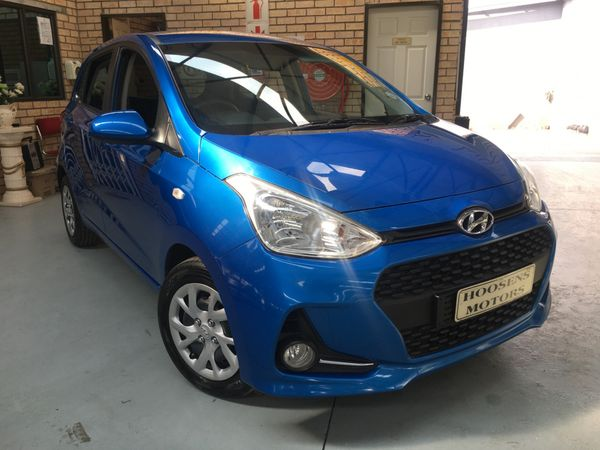 2018 Hyundai Grand i10 1.0 Motion 5spd M Free State Villiers_0