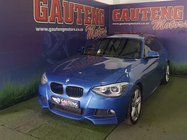 2013 BMW 1 Series 125i M Sport Line 5dr At f20  Gauteng Pretoria_0