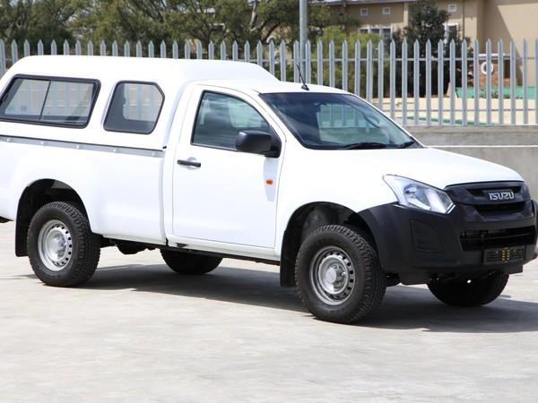 2020 Isuzu D-MAX 250 HO Fleetside Single Cab Bakkie Western Cape Malmesbury_0