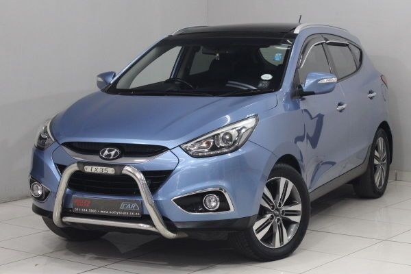 2014 Hyundai iX35 2.0 Elite Auto Gauteng Nigel_0