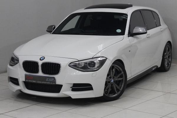 2014 BMW 1 Series M135i 5DR Auto F20 Gauteng Nigel_0