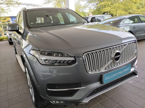 2017 Volvo XC90 D5 Inscription AWD Gauteng Midrand_0