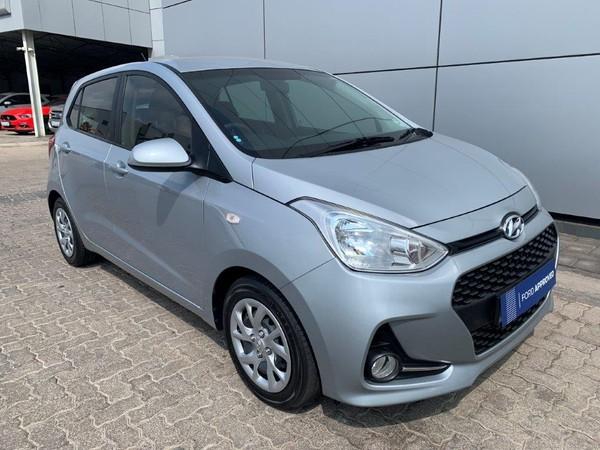 2019 Hyundai Grand i10 1.0 Motion Auto Gauteng Krugersdorp_0