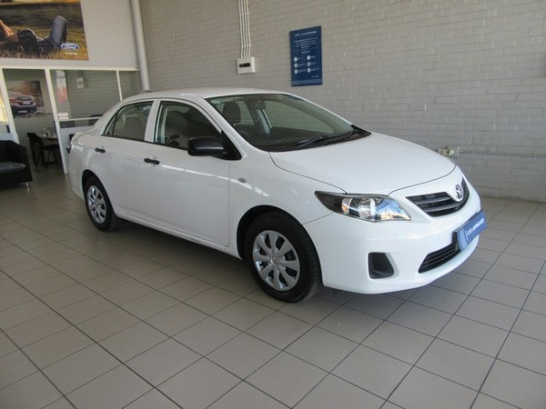 2016 Toyota Corolla Quest 1.6 Free State Welkom_0