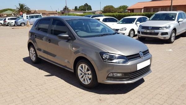 2020 Volkswagen Polo Vivo 1.4 Trendline 5-Door Western Cape Vredenburg_0
