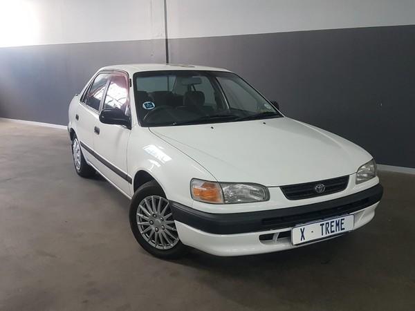 1998 Toyota Corolla 180i Gle At  Gauteng Sandton_0