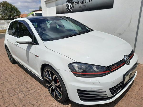 2016 Volkswagen Golf VII GTi 2.0 TSI DSG Performance Mpumalanga Trichardt_0
