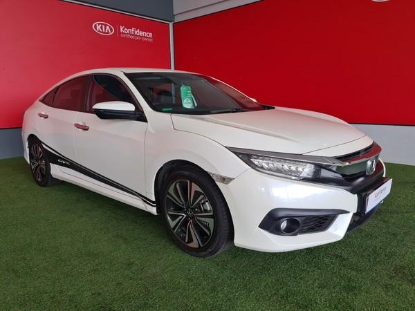 2017 Honda Civic 1.5T Executive CVT Gauteng Four Ways_0