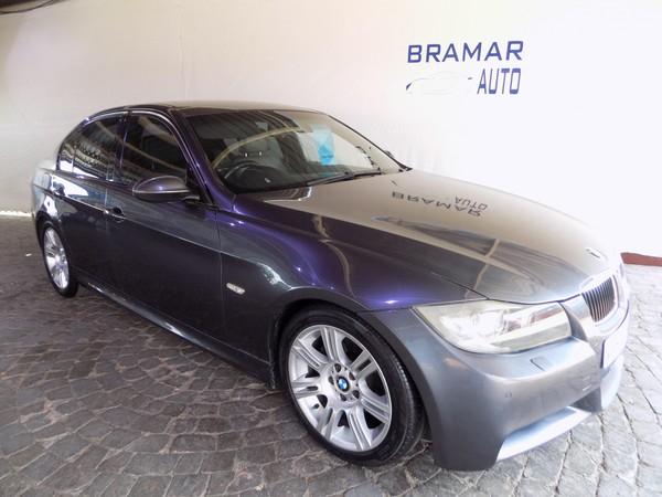 2007 BMW 3 Series 325i Sport e90  Gauteng Boksburg_0