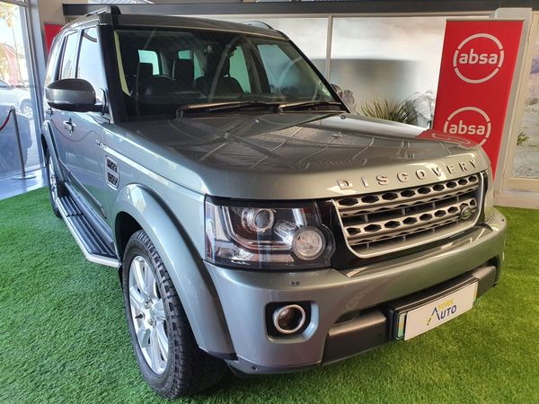 2014 Land Rover Discovery 4 3.0 Tdv6 Se  Western Cape George_0
