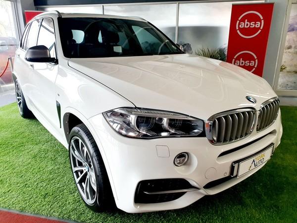 2018 BMW X5 M50d Western Cape George_0