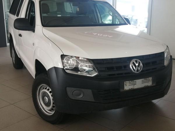 2016 Volkswagen Amarok 2.0tdi Trendline 103kw Sc Pu  Western Cape Bloubergstrand_0