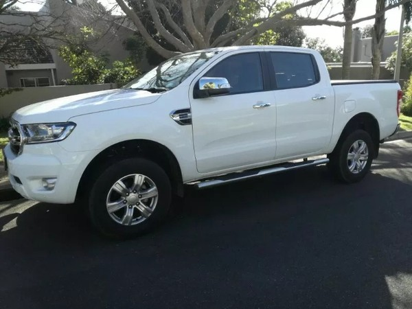 2020 Ford Ranger 2.0 TDCi XLT Auto Double Cab Bakkie Western Cape Paarl_0