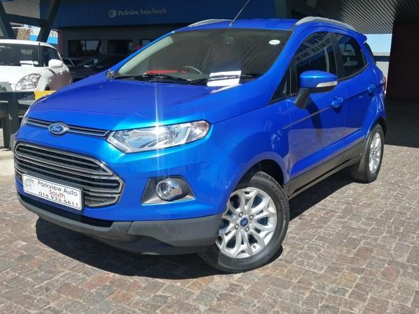 2013 Ford EcoSport 1.0 Titanium Gauteng Vanderbijlpark_0