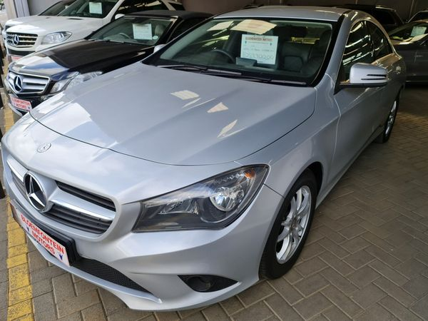 2014 Mercedes-Benz CLA-Class CLA200 Auto Free State Bloemfontein_0