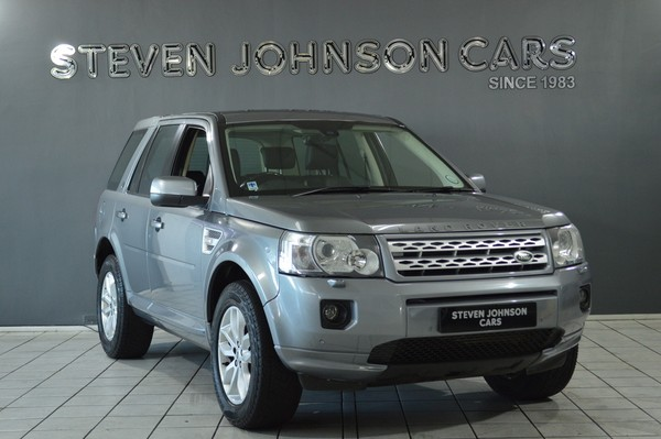 2012 Land Rover Freelander Ii 2.2 Sd4 Se At  Western Cape Cape Town_0