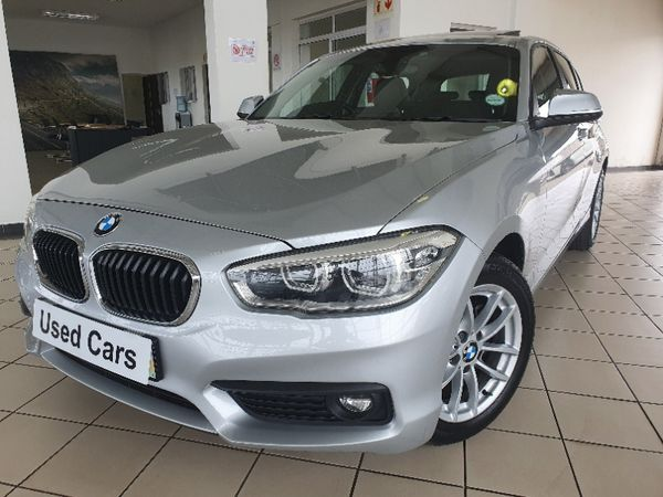 2017 BMW 1 Series 118i 5DR Auto f20 Gauteng Isando_0