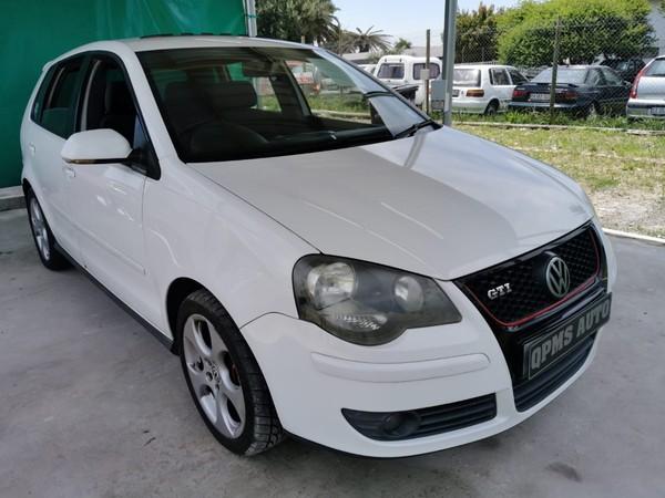 2008 Volkswagen Polo Gti 1.8t  Western Cape Cape Town_0