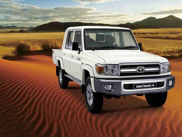 2021 Toyota Land Cruiser 79 4.2d Pu Dc  Western Cape Ceres_0