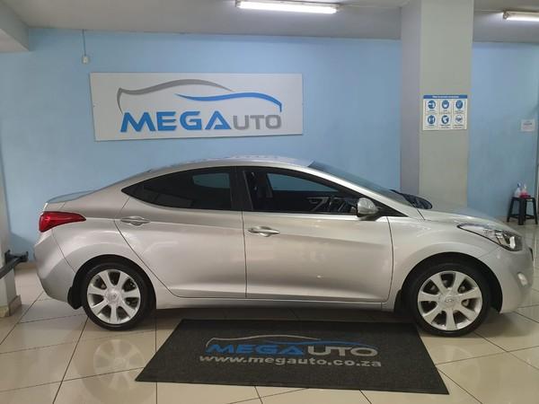 2015 Hyundai Elantra 1.6 Executive FSH SPARE KEY Gauteng Benoni_0
