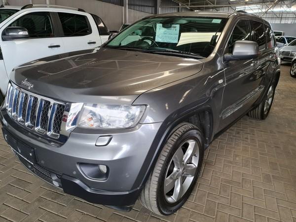 2013 Jeep Grand Cherokee 3.6 Overland  Free State Bloemfontein_0