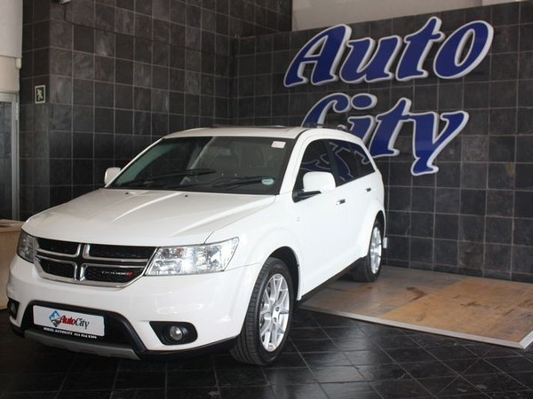 2013 Dodge Journey 3.6 V6 Rt At  Gauteng Nigel_0
