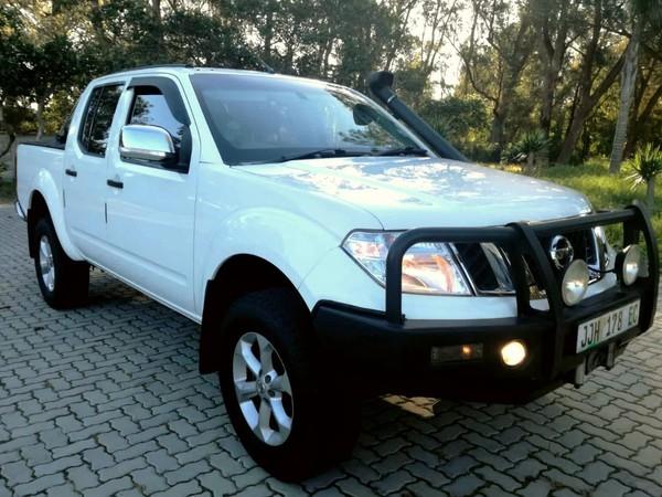 2012 Nissan Navara 2.5 Dci Le 4x4 At Pu Dc  Eastern Cape Port Elizabeth_0