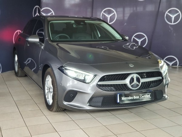 2020 Mercedes-Benz A-Class A 200d Auto Gauteng Bedfordview_0