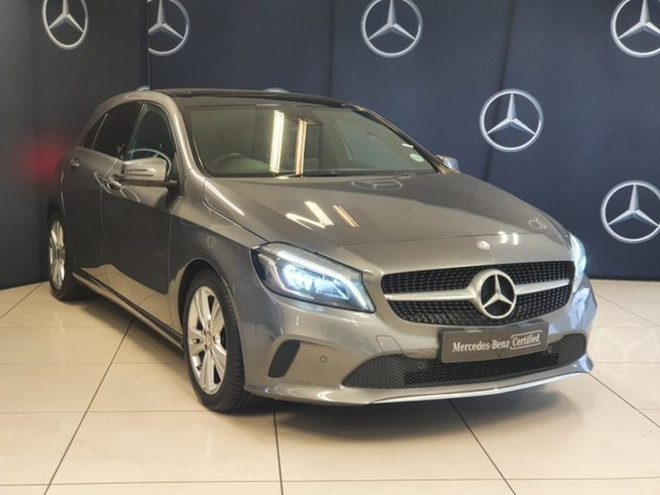 2017 Mercedes-Benz A-Class A 220 Cdibe At  Gauteng Sandton_0