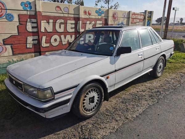 1989 Toyota Cressida 2.4 Gl At  Western Cape Cape Town_0