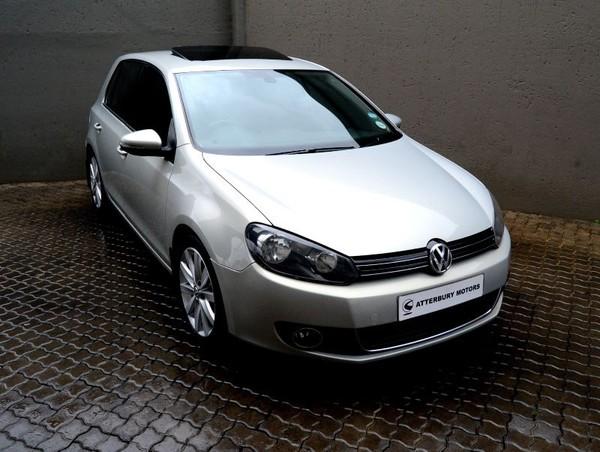 2011 Volkswagen Golf Vi 1.4 Tsi Highline 118kw  Gauteng Pretoria_0