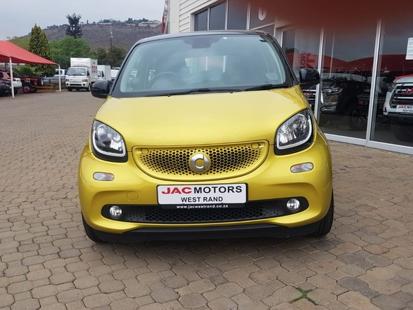 2016 Smart Forfour Passion Gauteng Roodepoort_0