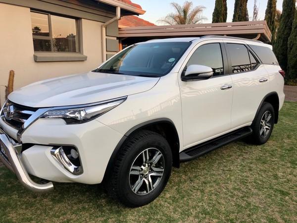 2017 Toyota Fortuner 4.0 V6 4X4 Auto North West Province Rustenburg_0